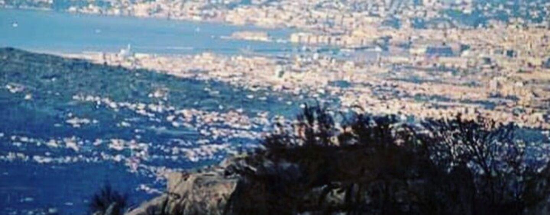 """""""Uno scoglio sulla linea d'orizzonte"""", ecco Procida vista da Montevergine. Il Parco del Partenio pronto a collaborare con la capitale italiana della cultura"""