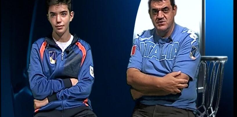 Scherma: continua il sogno azzurro di Domenico Russo