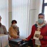 Ricoverata alla Suap di Bisaccia, i familiari donano stampante e tablet per ringraziare medici e operatori