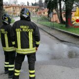VIDEO / Summonte, si rompe una tubatura di gas: intervengono i vigili del Fuoco