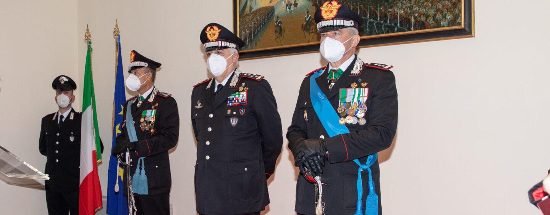 Arriva il Generale Mezzavilla: cambio di guardia al comando interregionale carabinieri