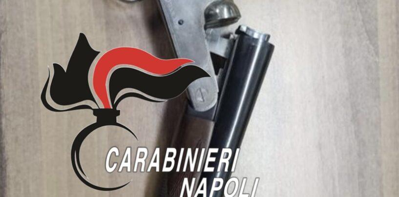 Cardito: nella sua macelleria nascondeva un fucile a canne mozze rubato