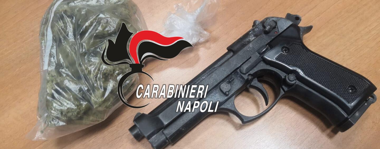 Napoli, carabinieri presidiano il centro città: 1 arresto e 6 denunce