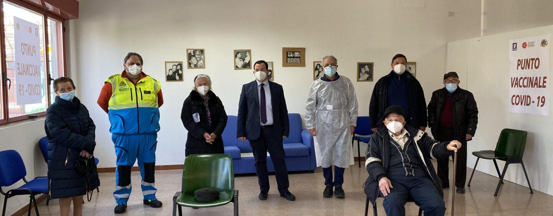 Via alla campagna vaccinale over 80 anche per i cittadini di Serino
