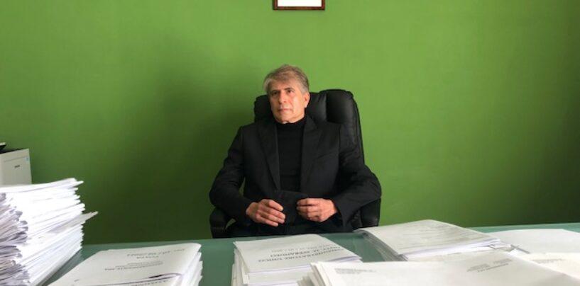 IrpiniAmbiente, primo giorno a via Cannaviello per il neo amministratore unico Antonio Russo