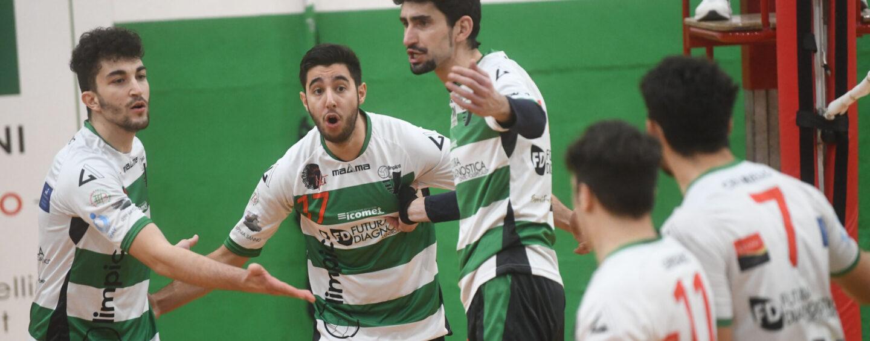 Volley, l'Olimpica esce sconfitta nella prima casalinga: Ischia vince 3 a 0