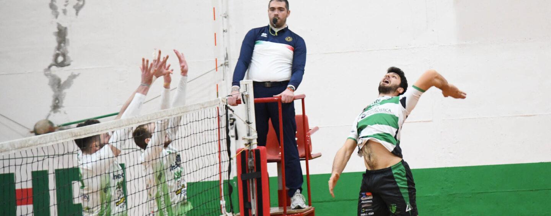 Volley, un Olimpica da applausi esce sconfitta dal campo della capolista
