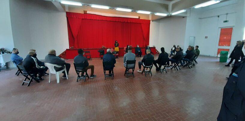 """Progetto sulla genitorialità al carcere di Bellizzi, il garante Ciambriello: """"Intensificare progetti di inclusione socio–lavorativa per i diversamente liberi"""""""