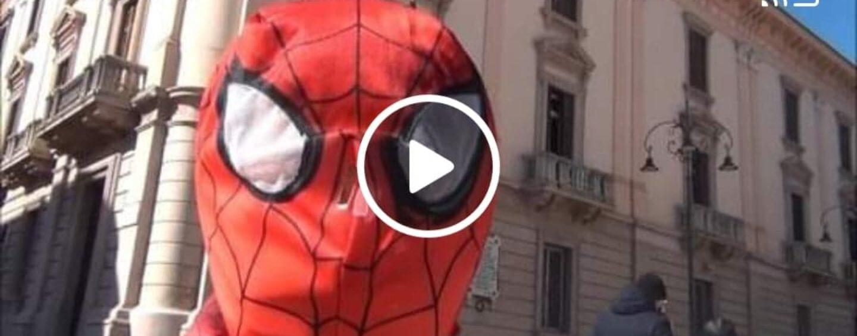 VIDEO/Carnevale, la gioia dei bimbi avellinesi tra maschere e mascherine