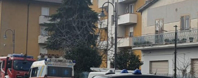 Il vento ravviva le fiamme, incendio nello stesso appartamento evacuato lunedì a Lacedonia