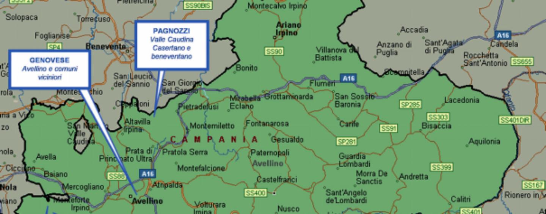 """""""Clan attivi in Irpinia, seppur ridimensionati dalle inchieste"""". Ecco la relazione semestrale della Dia"""