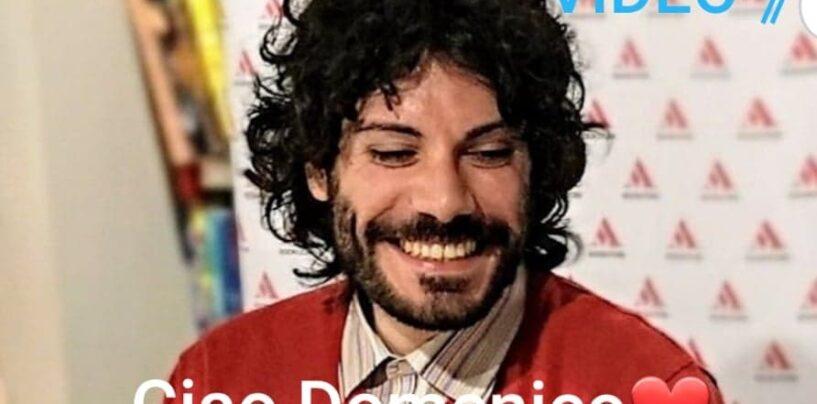 VIDEO/Grottaminarda: l'ultimo saluto a Domenico, 33enne poeta trovato senza vita in Val Camonica