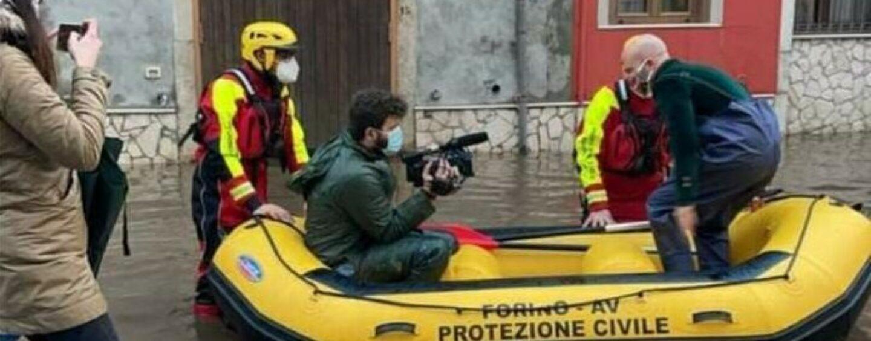 VIDEO/ Maltempo, il dramma di Celzi su Striscia la Notizia