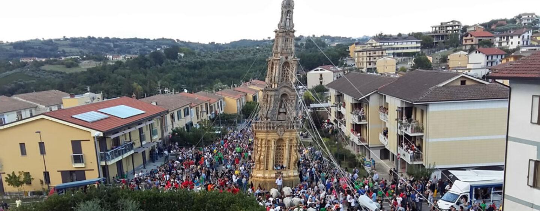 Covid, salta per il secondo anno la tirata del carro di Mirabella: l'annuncio del sindaco