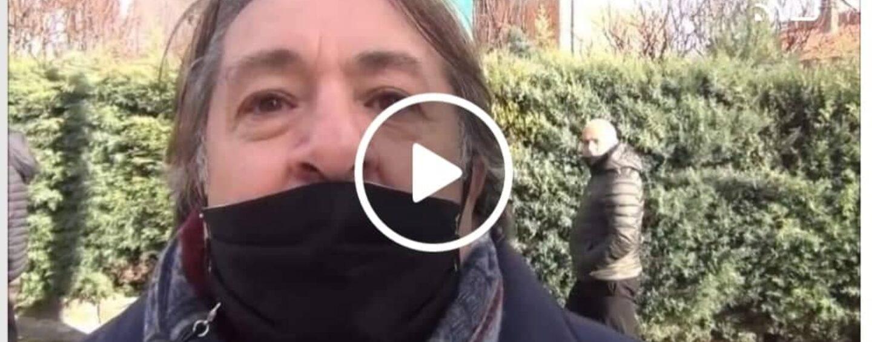 VIDEO/Montella: mercato chiuso, la protesta degli ambulanti. Il Sindaco li convoca in comune