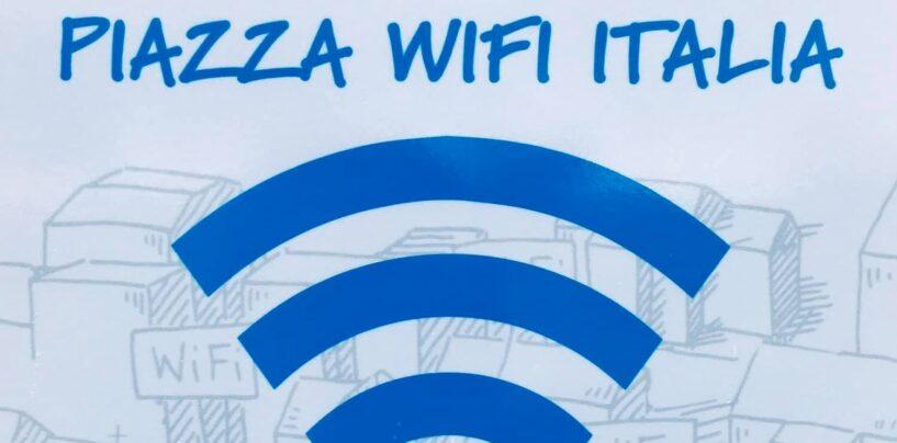 Le piazze di Montemiletto e Montaperto diventano Wi-fi free