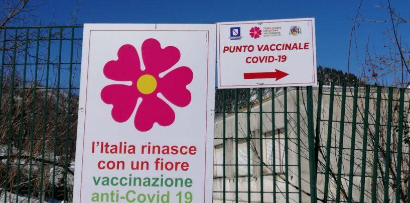 Vaccini, a Montella domani si parte con gli ultraottantenni di Nusco