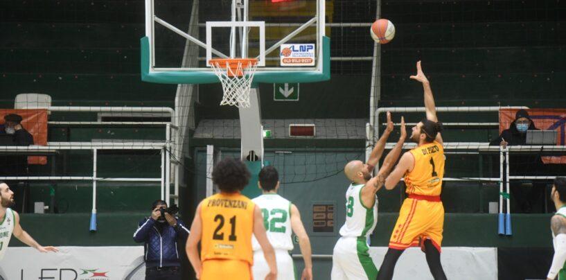 Scandone basket: al PalaDelMauro passa la capolista Rieti