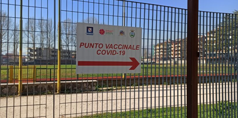 Irpinia, in 1.067 hanno fatto oggi il vaccino anti-covid. Domani tocca ad Avellino