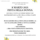 Festa della donna: Lilt di Avellino organizza visite senologiche gratuite