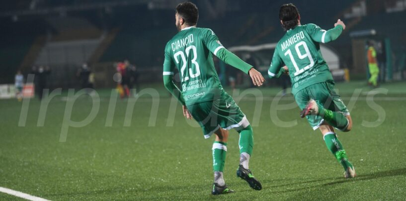 L'Avellino continua la corsa verso i playoff