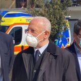 """50 milioni per il Moscati e 10 per il Landolfi, De Luca: """"Lavoriamo per una sanità d'eccellenza per il post Covid"""""""