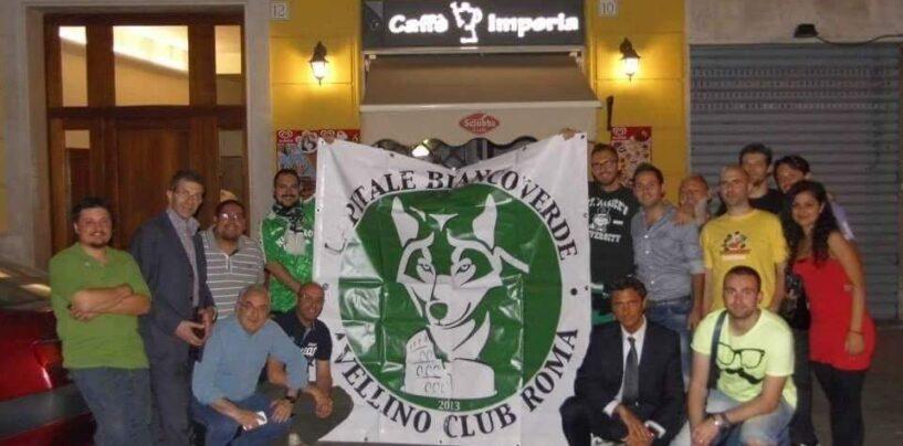 Andrea Covotta è il presidente onorario dell'Avellino Club Roma