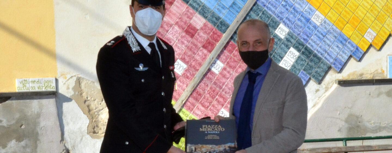 Carcere minorile di Nisida: i Carabinieri donano oltre 2mila libri