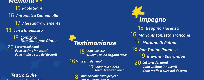 Criminalità organizzata, una settimana di incontri con l'ITTS Dorso: documentari e testimonianze per sensibilizzare all'impegno