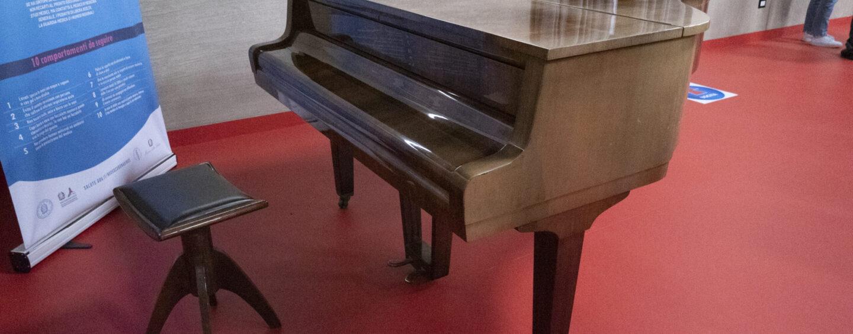 Al Cimarosa suonerà il Grand Piano Petrof di Mario de Simone