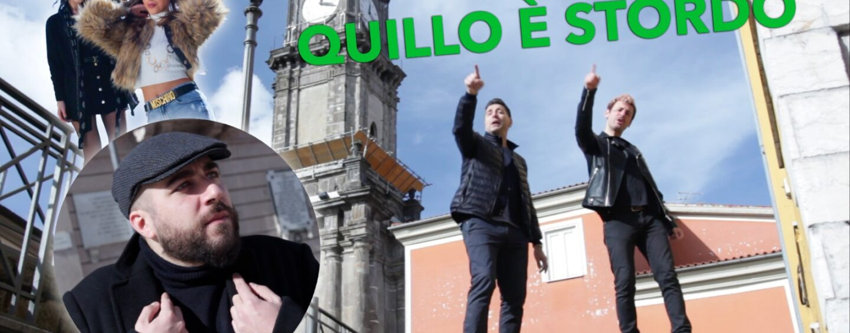 """""""Quillo è stordo"""": la parodia della canzone di Fedez dedicata ad Avellino spopola sui social/VIDEO"""