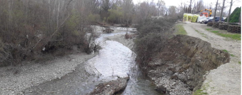 Il Consorzio di Bonifica dell'Ufita interviene in soccorso della Provincia di Avellino per la salvaguardia idraulica del fiume Ufita