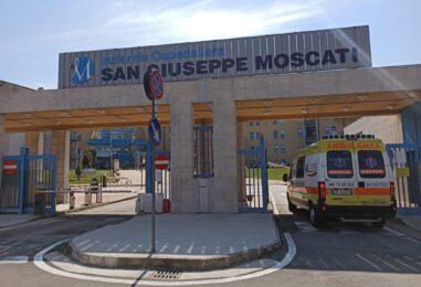 """Covid, due morti al """"Moscati"""": anche una 43enne"""