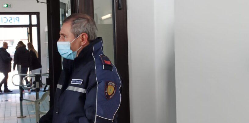 Vaccini per i vigili urbani, si parte domani ad Ariano Irpino