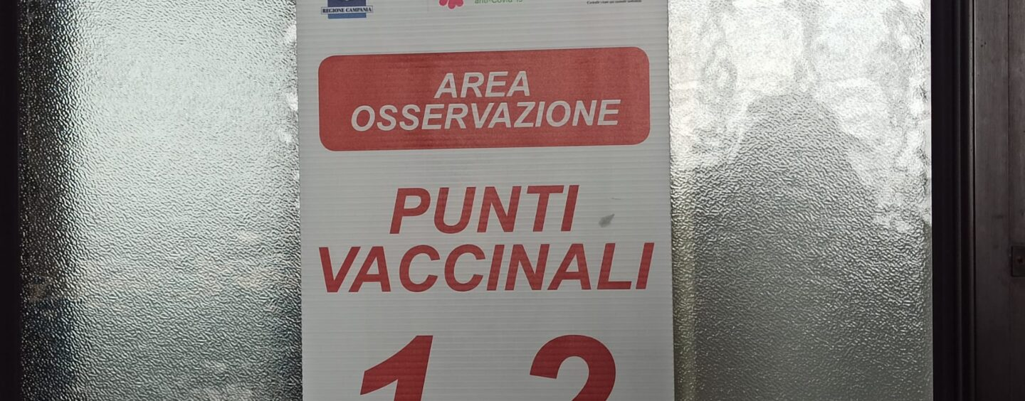 Covid: vaccini over 70, in Campania registrati in 50 mila