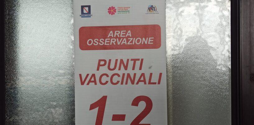"""Vaccinazioni, lunedì tocca a Montoro. 500 over 80 prenotati, il sindaco: """"Tutti insieme vinceremo la sfida"""""""