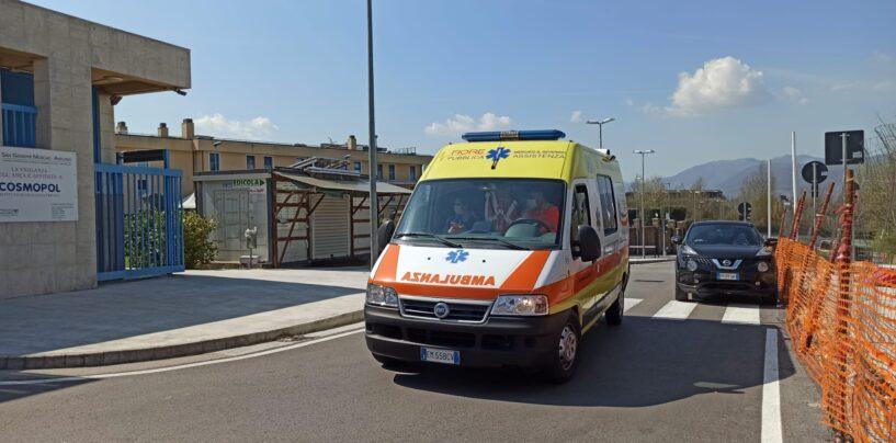 """Covid, altri tre morti al """"Moscati"""""""