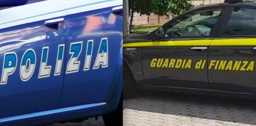 Rapina in banca a Nola, irruzione di polizia e finanza: 4 arresti