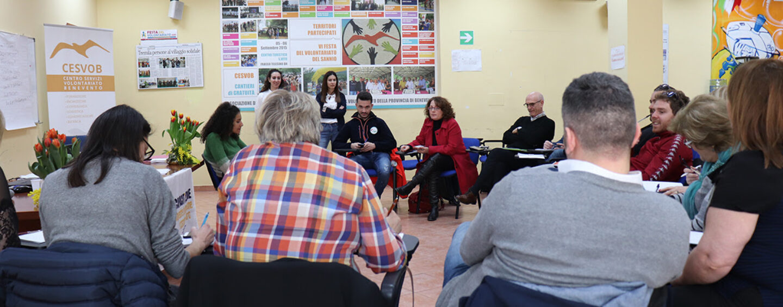 Progettazione europa, il CSV Irpinia Sannio ospita l'Info-Day dedicato al territorio campano
