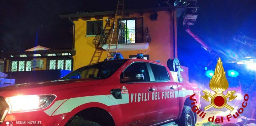 Forino: muore 61enne nel tentativo di spegnere le fiamme sul tetto