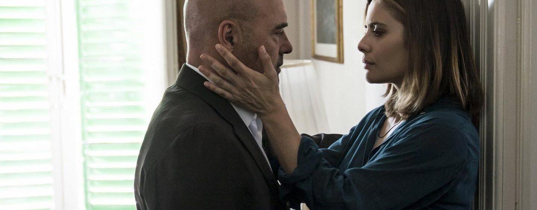 """""""Ruba"""" il cuore al commissario Montalbano. La bella Antonia (Greta Scarano) ha origini irpine"""