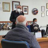 Carabinieri anche in Irpinia a supporto dei più anziani per prenotare il vaccino anti-Covid