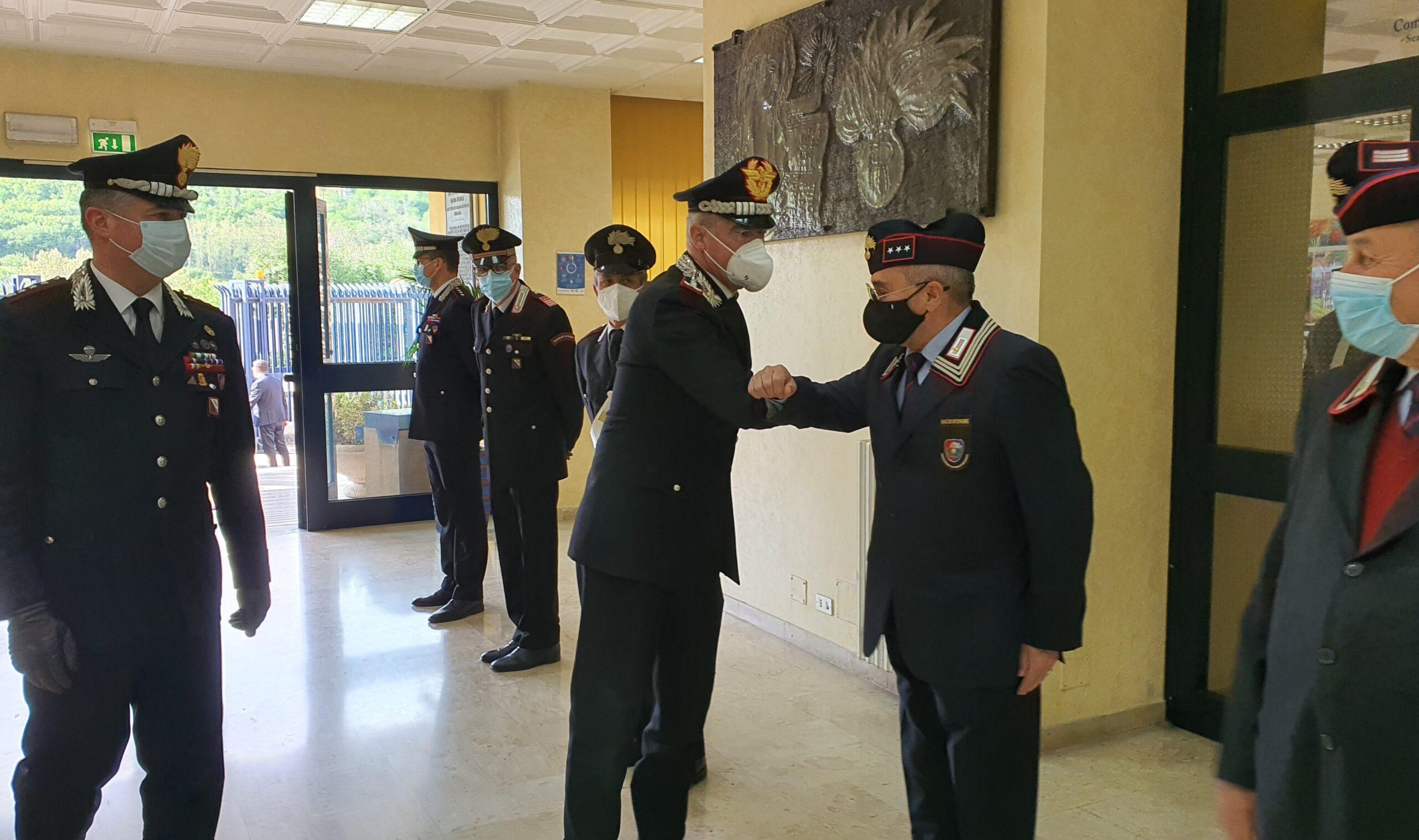 Mezzavilla carabinieri