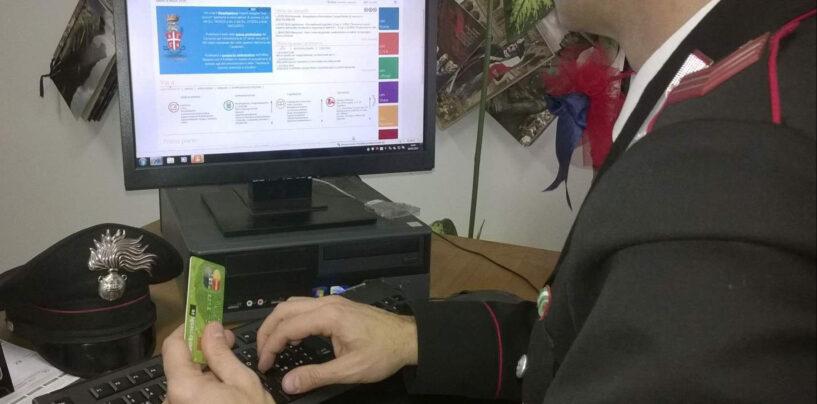 Montella: due 50enni denunciate per frode informatica
