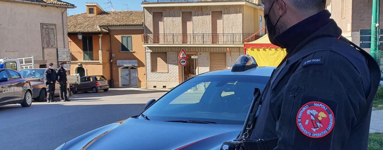 Controlli del territorio: ad Ariano arrivano le squadre C.I.O. a supporto dei Carabinieri locali