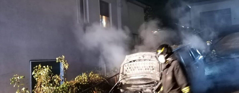 Vigili del fuoco Avellino, doppio intervento nella notte