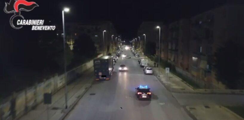Pasqua e Pasquetta, il bilancio del controlli dei Carabinieri di Benevento