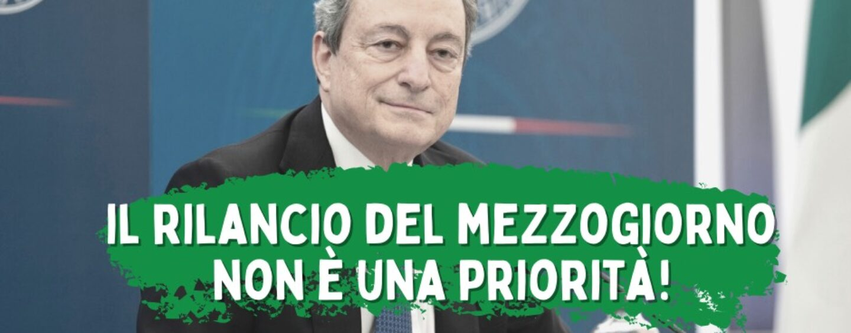 """PNRR, Sardine d'Irpinia: """"Il rilancio del Mezzogiorno non è una priorità"""""""