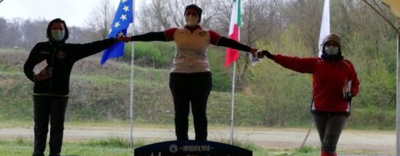 Tiro con l'arco: Marianna Rogazzo argento a Città della Pieve