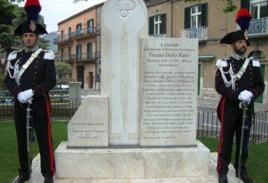 Sant'Agata de' Goti, i carabinieri celebrano il sacrificio dell'appuntato Della Ratta
